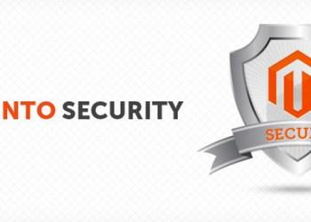 Sicurezza Magento