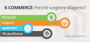 Perchè scegliere Magento E-commerce