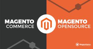 Magento Commerce Magento Open Source