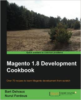 Magento 1.8 Development Cookbook