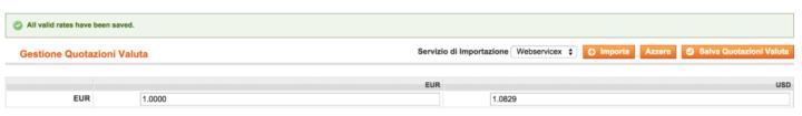 Magento Webservicesx