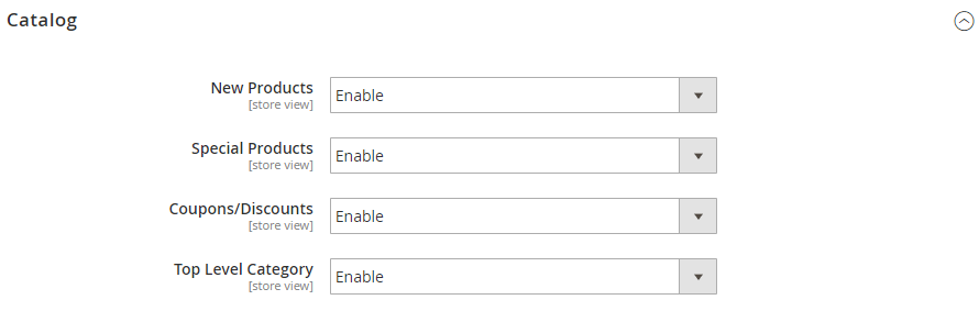 abilitare-catalog-feed