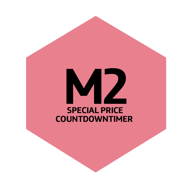 Módulo M2 Special Price Countdowntimer