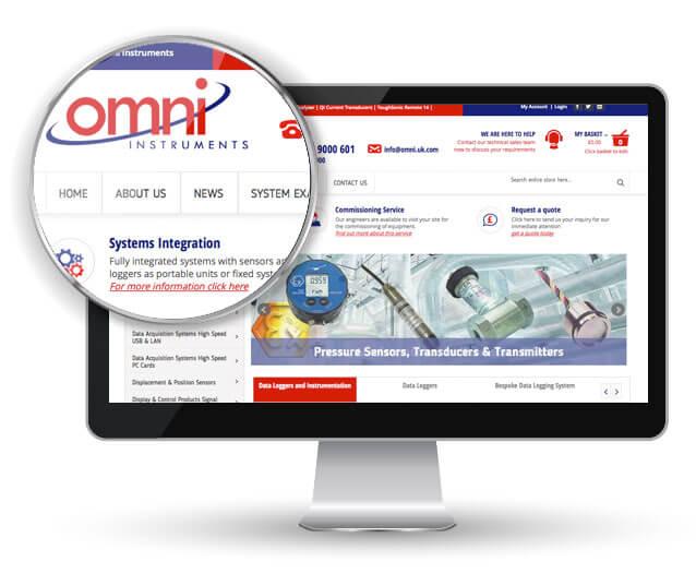 omni instruments desktop