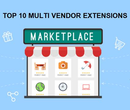 Top 10 Multi Vendor Extensions