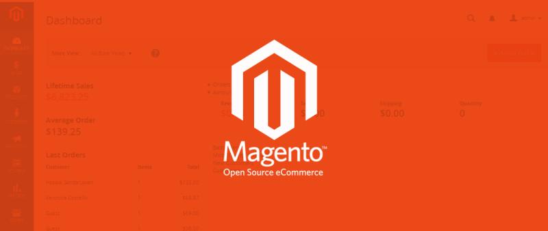 Magento is an open-source platform