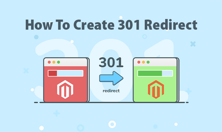 How To Create 301 Redirect In Magento 2