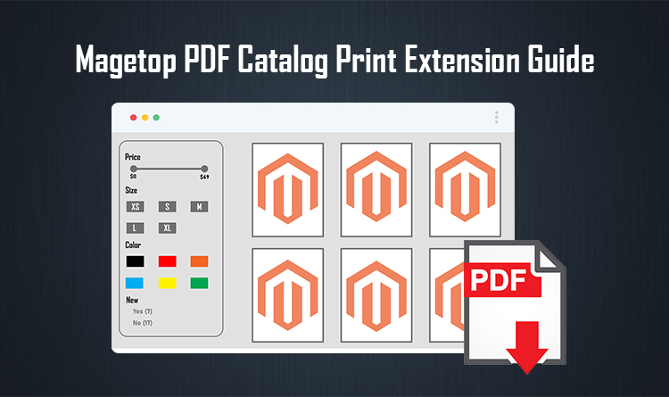 Magetop PDF Catalog Print Extension Guide