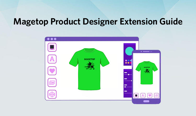 Magetop Product Designer Extension Guide