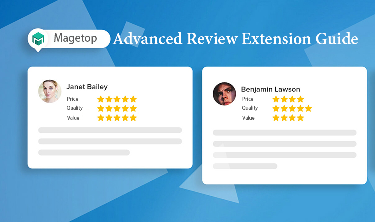 Magetop Advanced Review Extension Guide