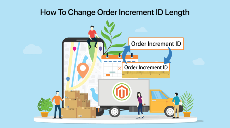 How To Change Order Increment ID Length In Magento 2