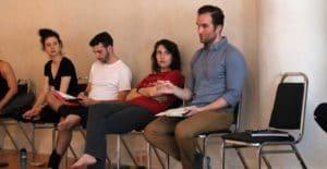 Voice and Speech Class Maggie Flanigan Studio - Voice Class 06