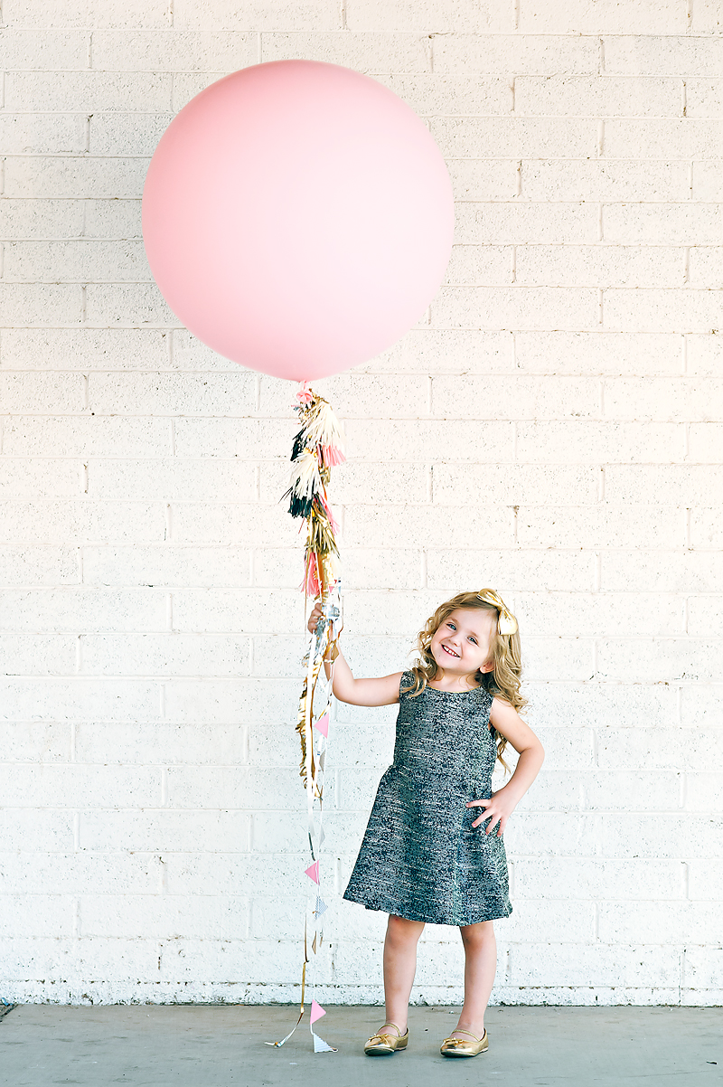Lizzy with Pink Balloon Kit-42NEW