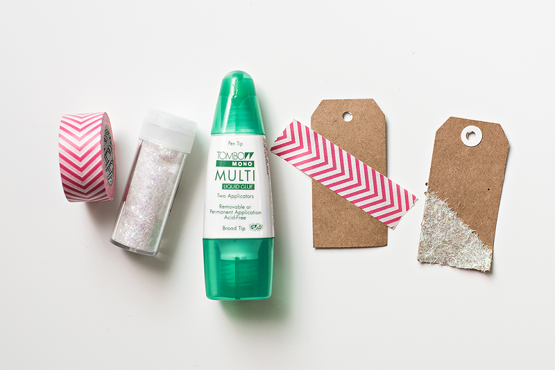 Maggie Holmes DIY Glitter Tags-1