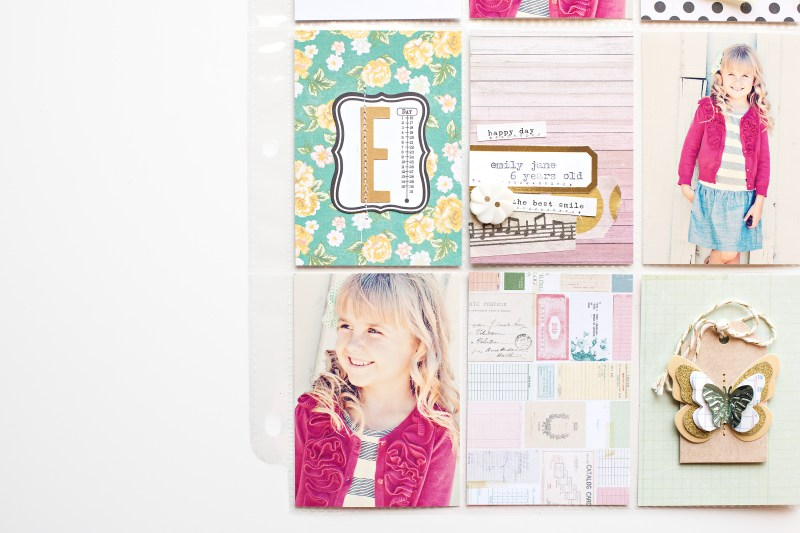 Pocket Scrapbook Page by Maggie Holmes-7