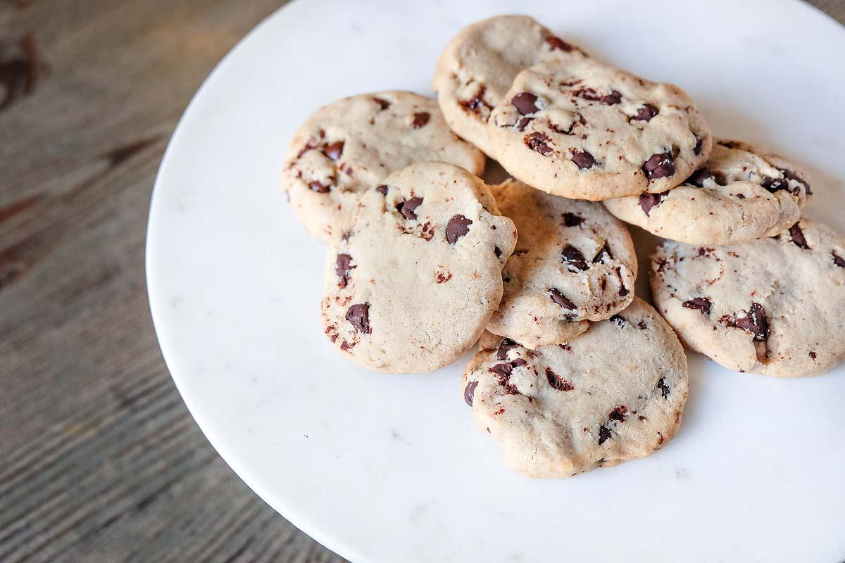 Cookie Ice Cream Sandwiches Gluten Free & Dairy Free-1
