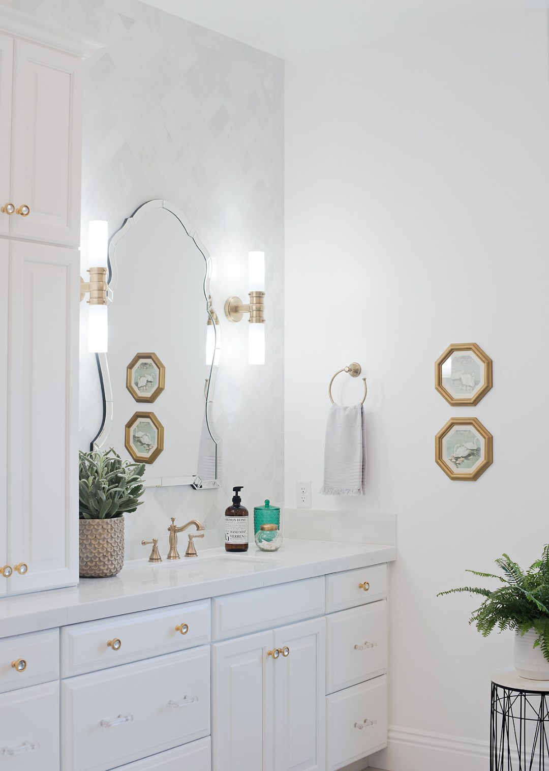 Master Bathroom Reveal: Master Bathroom Reveal & Rejuvenation Giveaway