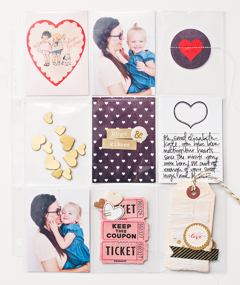 FREE Valentine's Day Printable & Clip Art! – Maggie Holmes Design