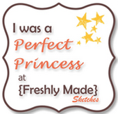 FMS Princess Badge