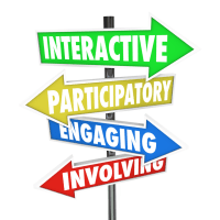 Interactive Participatory, Engaging Involving