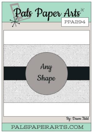 Pals Paper Arts Card Sketch
