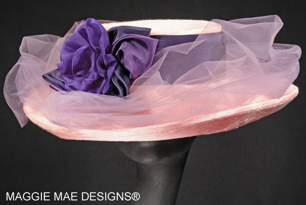 silk hats for horse racing, weddings, tea parties, garden parties