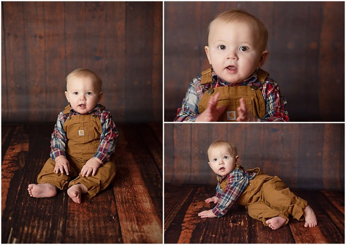 studio one-year-old