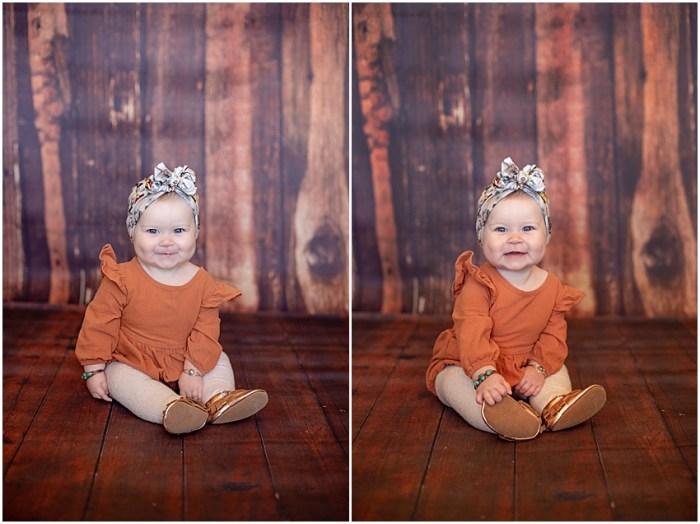 six month photos