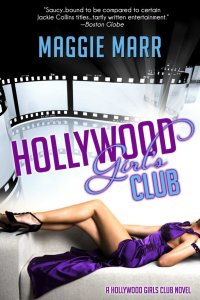 Hollywood Girls Club book cover