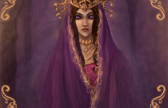 Digital Painting #8: Abigael