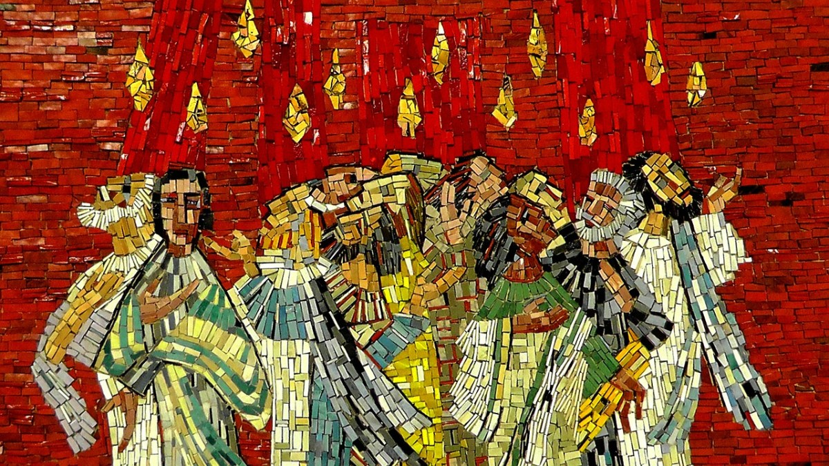 A Pentecost Sermon: The Languages of Our Lives