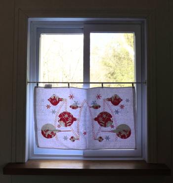 Kitchen curtain DSCF4525