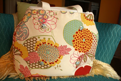 {altered tote bag}
