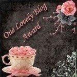 {Blog Award}