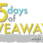 {Giveaway Day with Gussy: Day 1}