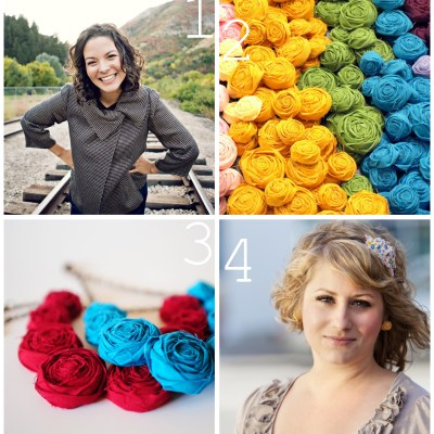 {a quick interview with Allora Handmade + giveaway!}