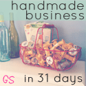 {Handmade Business in 31 Days — Day 9, Addressing your biggest issue.}