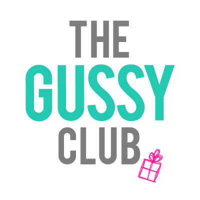 {The Gussy Club // a [new] subscription service}