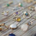 {Win a gorgeous Aquamarine ring from Delezhen!}