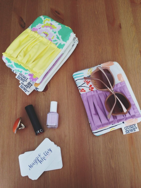 gussy sews zip pouch