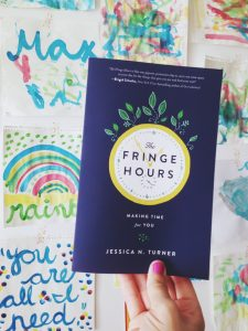 the fringe hours book maggie whitley
