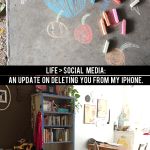 Life > social media: an update on why I deleted you.
