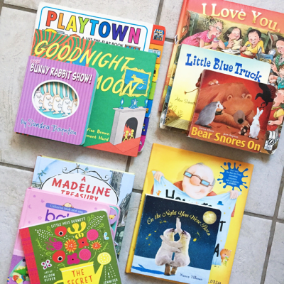 Favorite books for the kids!