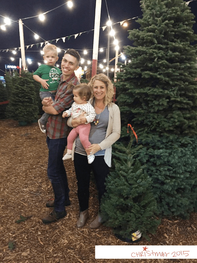 family christmas tree 2015 maggie whitley