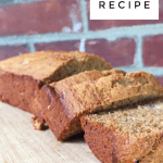 A simple banana bread recipe!