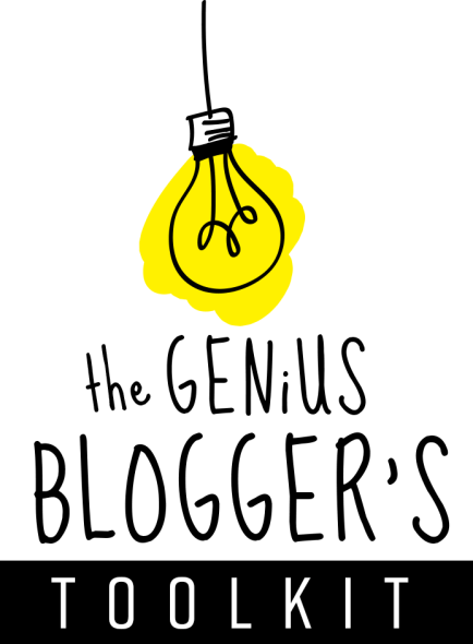 the genius blogger's toolkit maggie whitley