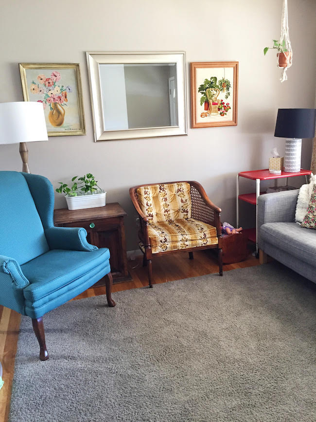 living room home maggie whitley