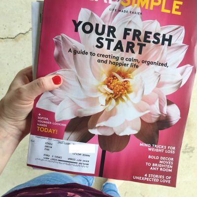 Do you have a favorite magazine?