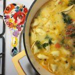 Why I make soup.