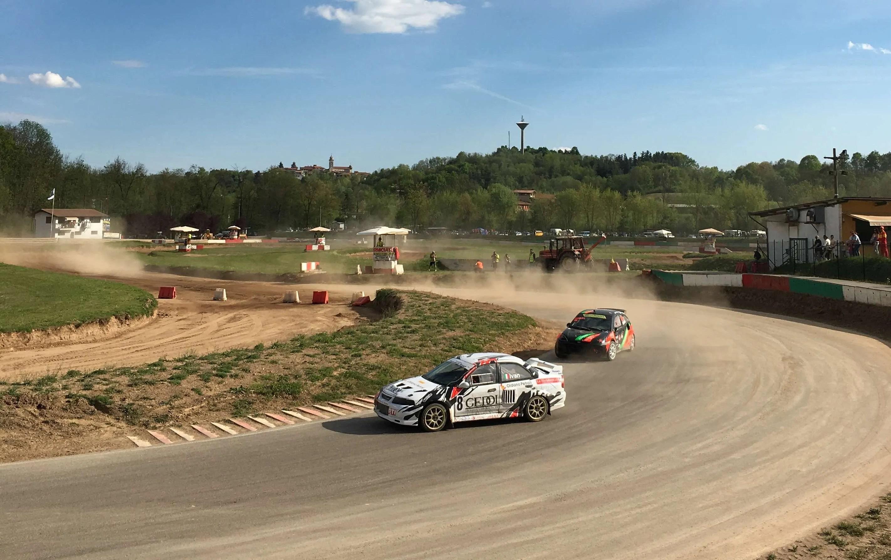 Campionato Italiano Rallycross, la prima giornata